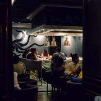 foto de restaurante átomo