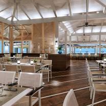 photo of four seasons - nevis - on the dune restaurant