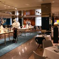 photo of the zodiac room at neiman marcus - downtown dallas restaurant