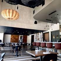 photo of black walnut restaurant
