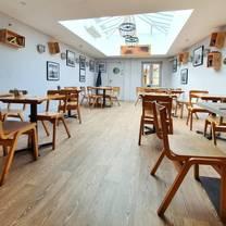 photo of canterbury tails restaurant