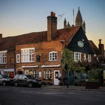 photo of gilbey's old amersham restaurant