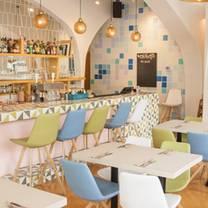 photo of nuba - on davie restaurant