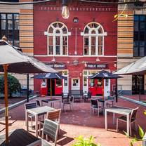 photo of present company public house restaurant