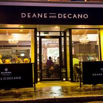 photo of deane and decano restaurant