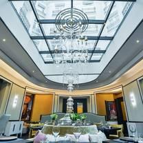 photo of la salle a manger by maison astor paris restaurant