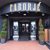 photo of faborje restaurant & bar grill restaurant