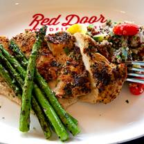 photo of red door woodfired grill - liberty restaurant