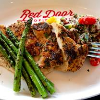 photo of red door woodfired grill - overland park restaurant