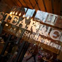 photo of steak & co garrick street restaurant