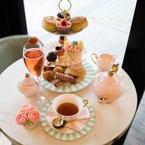 photo of afternoon tea at noel's bar and restaurant restaurant