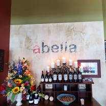 photo of abella italian kitchen restaurant
