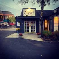 photo of cole's kitchen restaurant