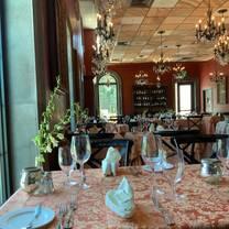 photo of roghani's restaurant at chateau des fleurs restaurant