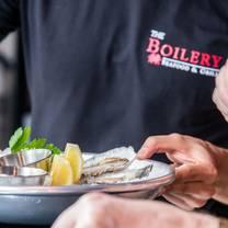 foto de restaurante boilery upper west side