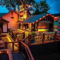 photo of the treehouse restaurant