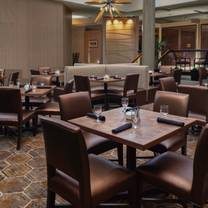 photo of trofi restaurant - doubletree by hilton kansas city - overland park restaurant