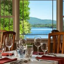 photo of oak & grain at inn at pleasant lake restaurant