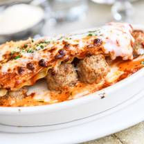 photo of lasagna restaurant – chelsea restaurant