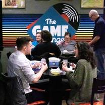 photo of the game lounge restaurant