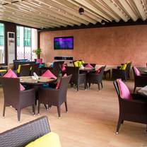 photo of bridge cafe - crowne plaza jeddah restaurant