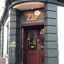photo of zio italian restaurant restaurant