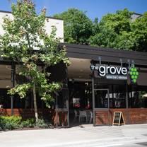 photo of the grove wine bar: domain- gc restaurant