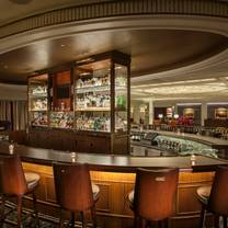 photo of gin parlour @ intercontinental new york barclay restaurant