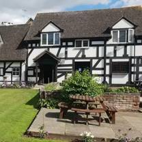 photo of the thatch inn restaurant