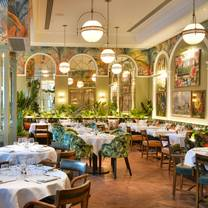 photo of the ivy victoria brasserie restaurant