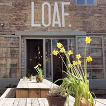 photo of loaf. bakehouse restaurant