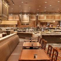 photo of the buffet - harrah's new orleans casino restaurant