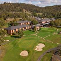 photo of events - country club tasmania restaurant