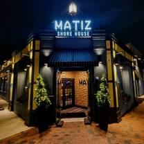 foto von matiz shore house restaurant