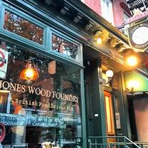 photo of jones wood foundry restaurant