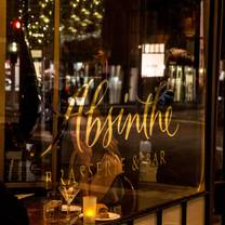 photo of absinthe brasserie and bar - sf restaurant