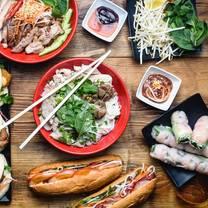 photo of vietnamese street kitchen - resorts world restaurant