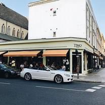 photo of timo london restaurant