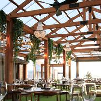 photo of pialligo estate garden pavilion restaurant