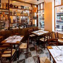 photo of salvi's northern quarter restaurant