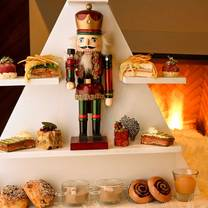 photo of themed afternoon tea - fairmont hotel vancouver restaurant