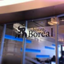 photo of bistro boréal restaurant