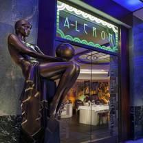 photo of alcron restaurant restaurant