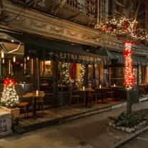 foto von extra virgin restaurant restaurant
