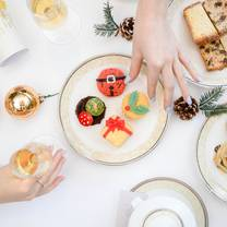 photo of afternoon tea at park terrace restaurant