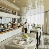 photo of caffe mondo - four seasons hotel guangzhou restaurant