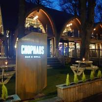 photo of chophaus restaurant