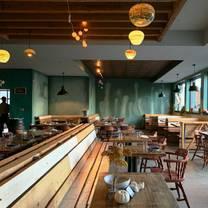 foto von loyal nine restaurant