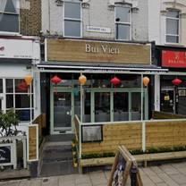 photo of bui vien restaurant restaurant