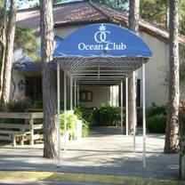 photo of ocean club restaurant restaurant
